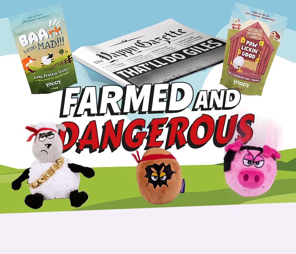 Farmed & Dangerous Box