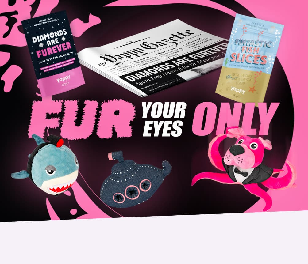 Fur Your Eyes Only Box