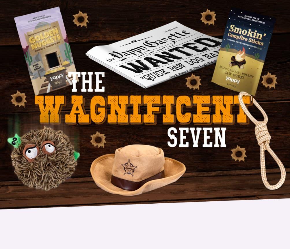 Wagnificent Seven Box