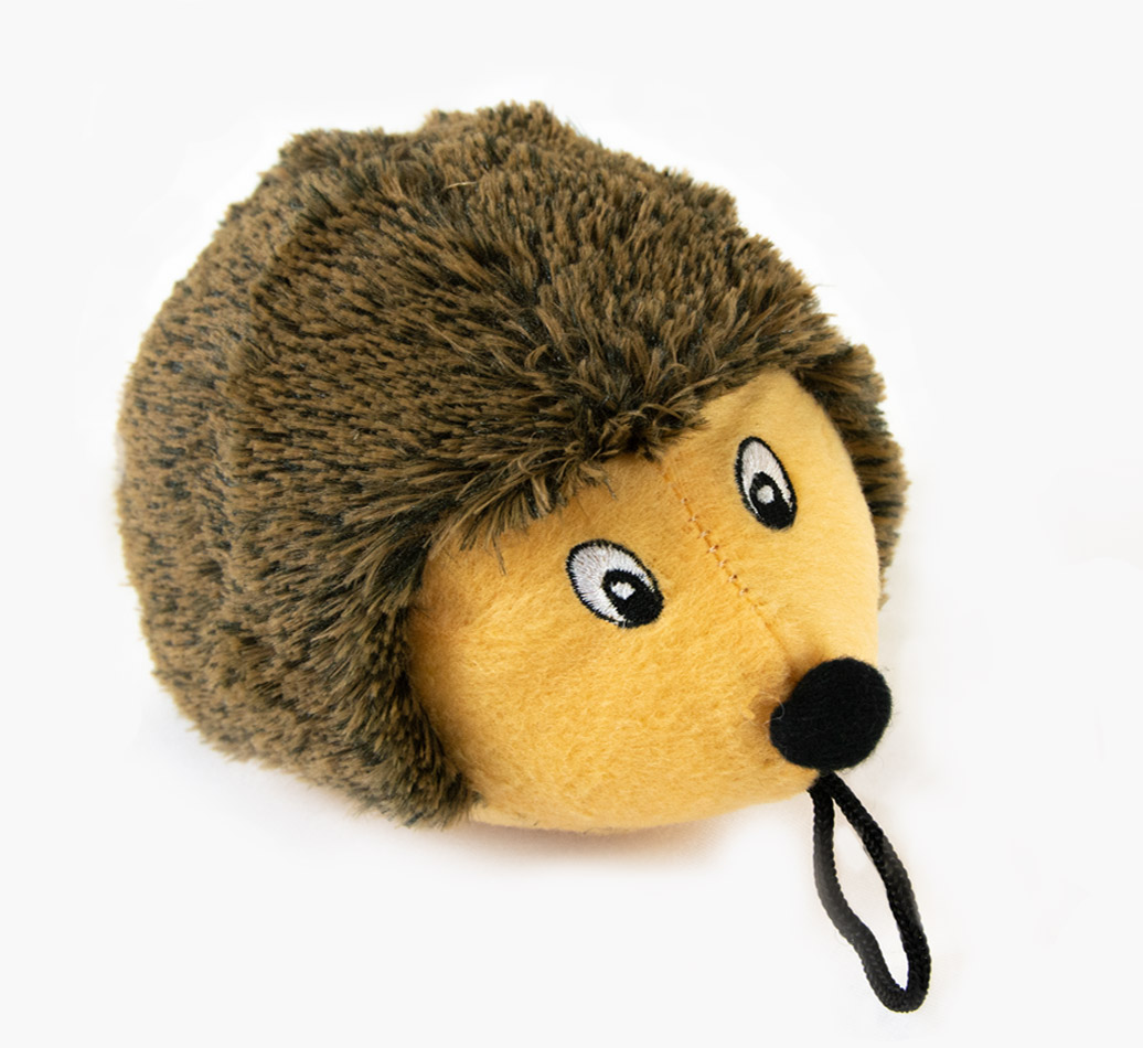 Danish Design Harry the Hedgehog Dog Toy