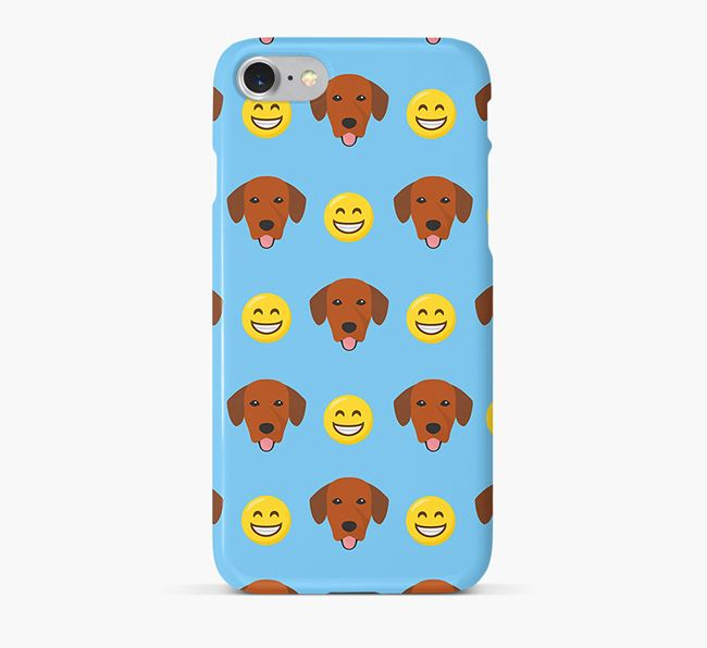 'Smile' Pattern Phone Case with Springador Icon