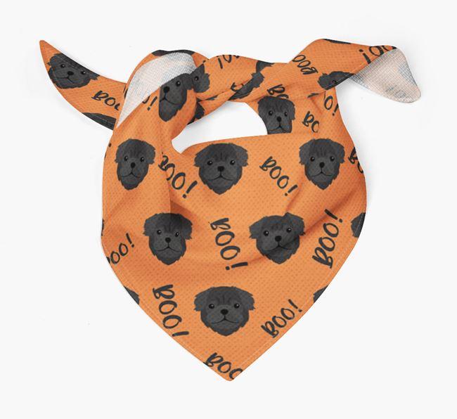 'Boo!' Bandana for your Pug