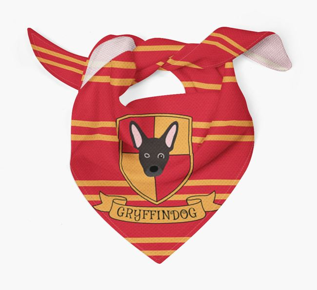 'Harry Pawter' Bandana for your French Pin