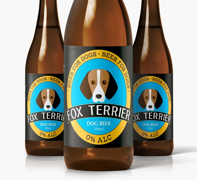 Foxhound Dog Beer