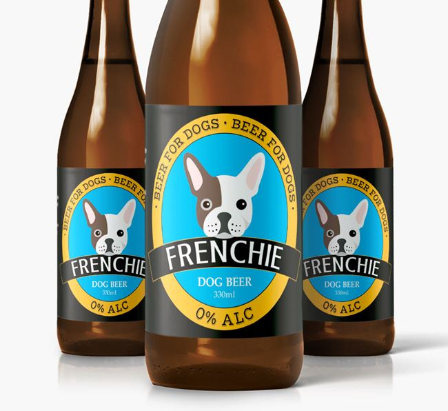 Frenchie Dog Beer