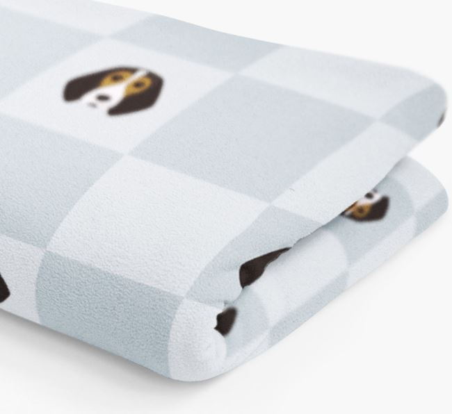 Beagle Dog Blanket