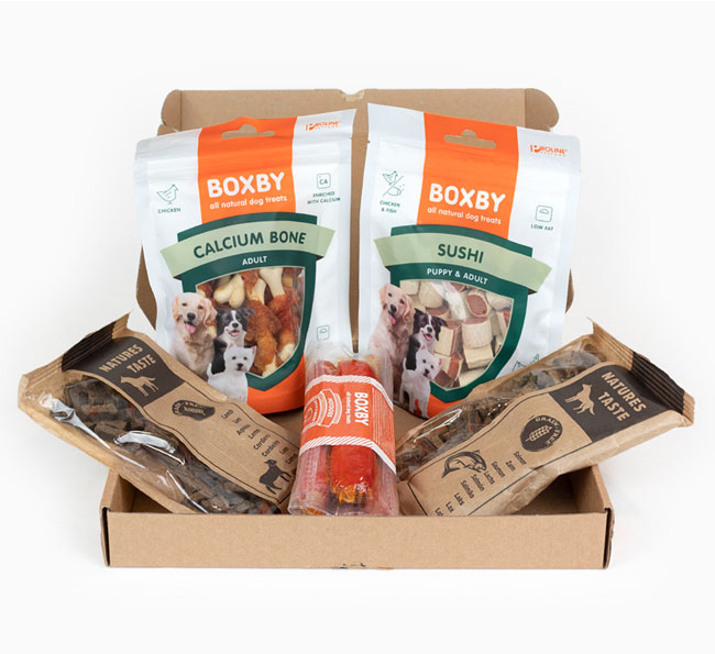 Small Treat Bundle for your Dog
