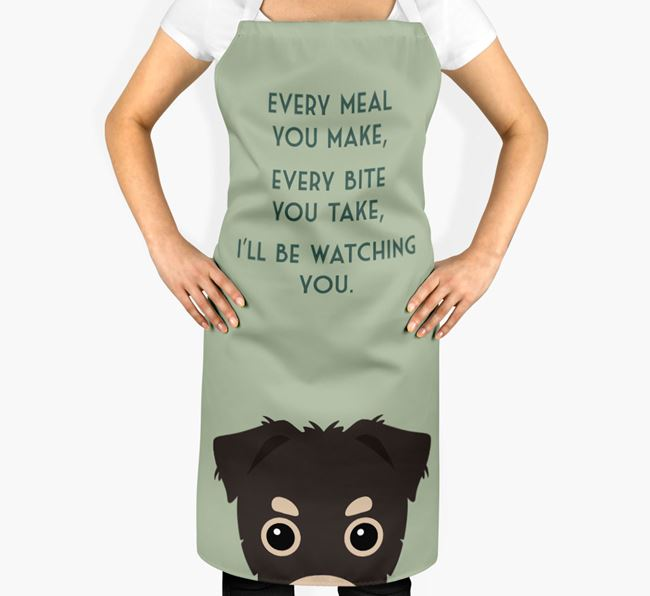 Chipoo Apron - I'll be watching you
