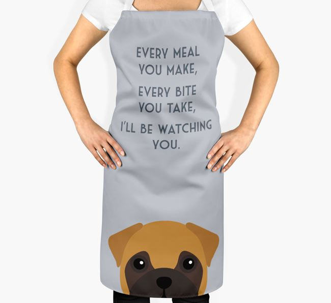 Frug Apron - I'll be watching you