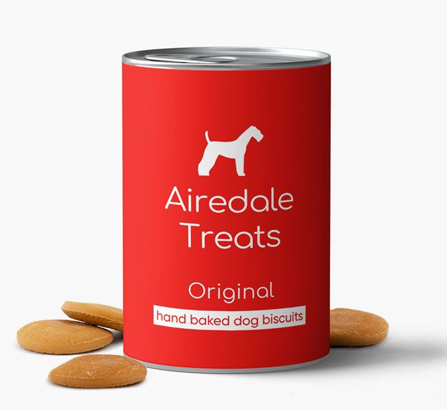 'Airedale Treats' Hand Baked Biscuits