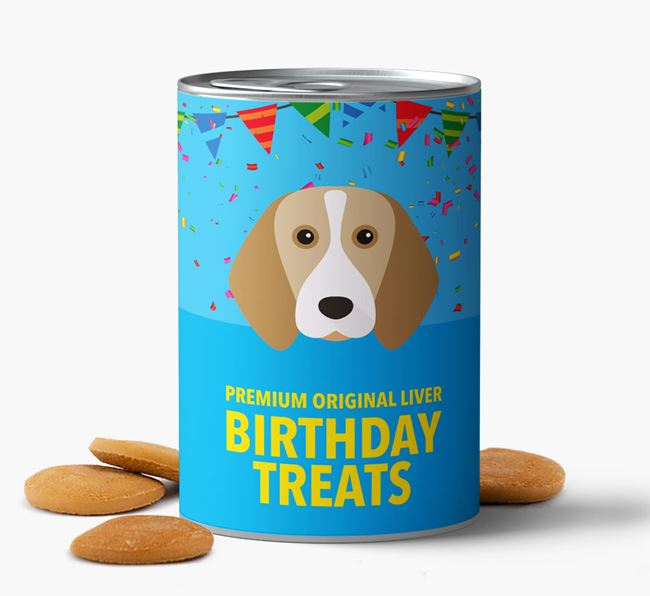 'Beagle Birthday Biscuits