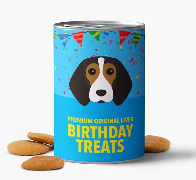 'Beagle Birthday Biscuits