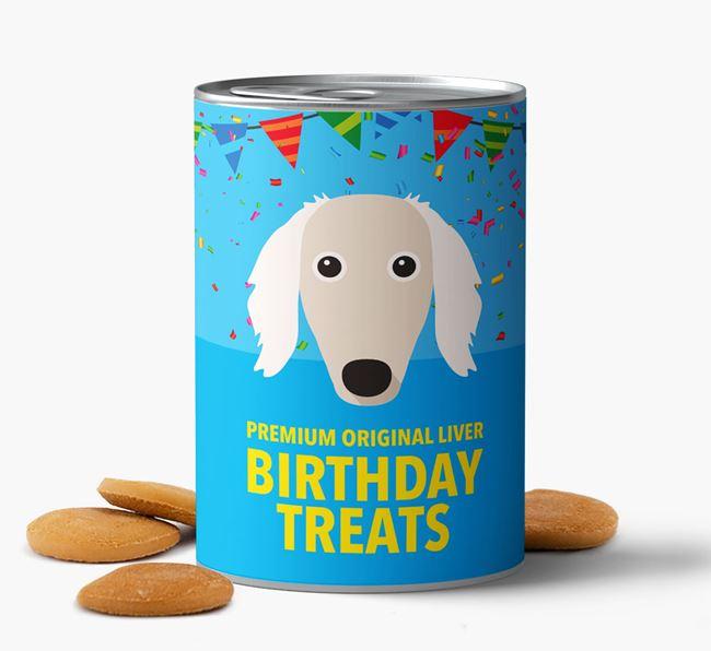 'Borzoi Birthday Biscuits
