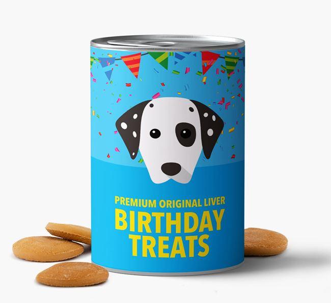 'Dog Birthday Biscuits