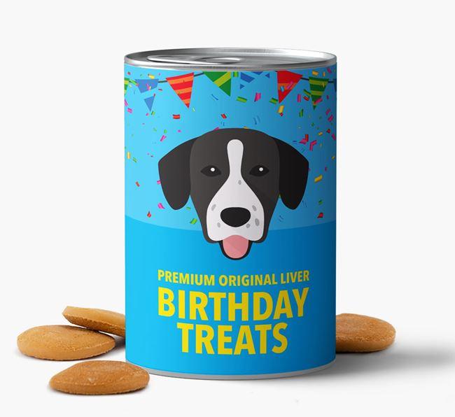 'Springador Birthday Biscuits