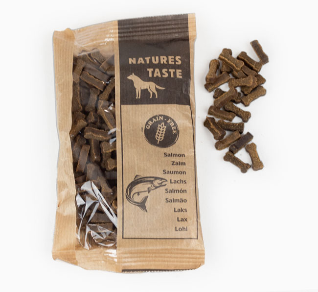 No-Grain Salmon Treats for your Belgian Shepherd