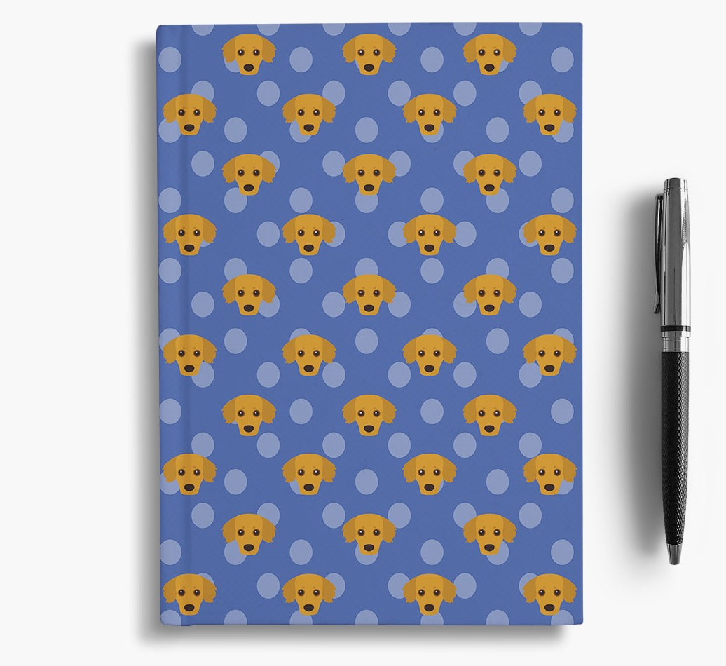 Kokoni Icon Pattern Notebook