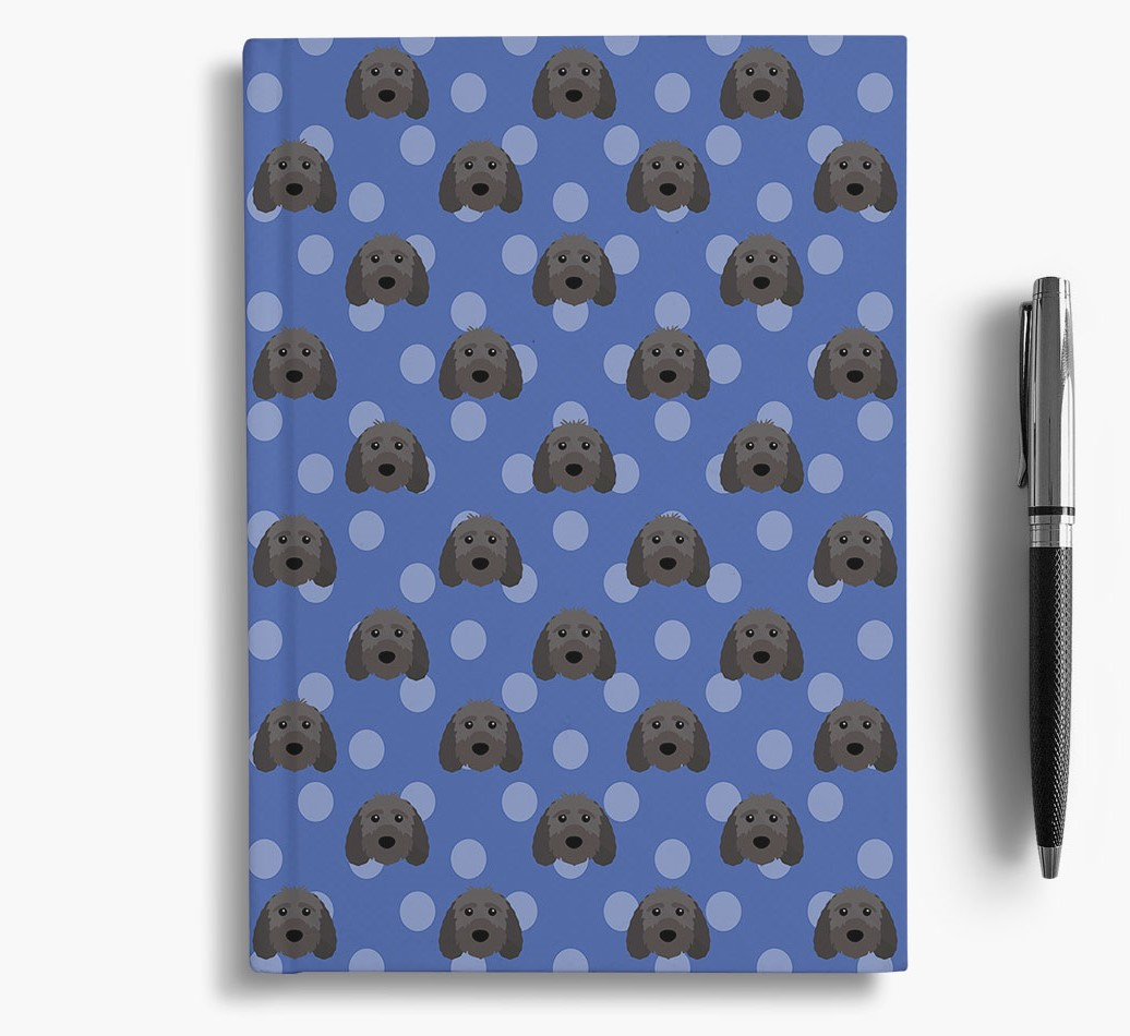 Sproodle Icon Pattern Notebook