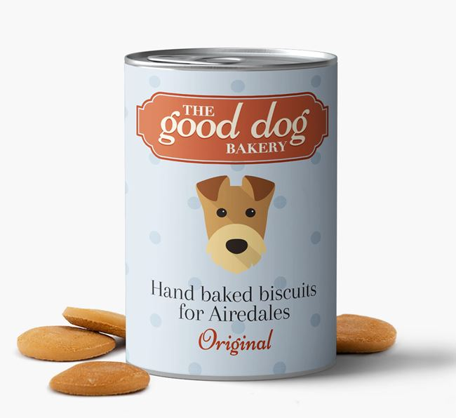 Airedale Hand Baked Biscuits