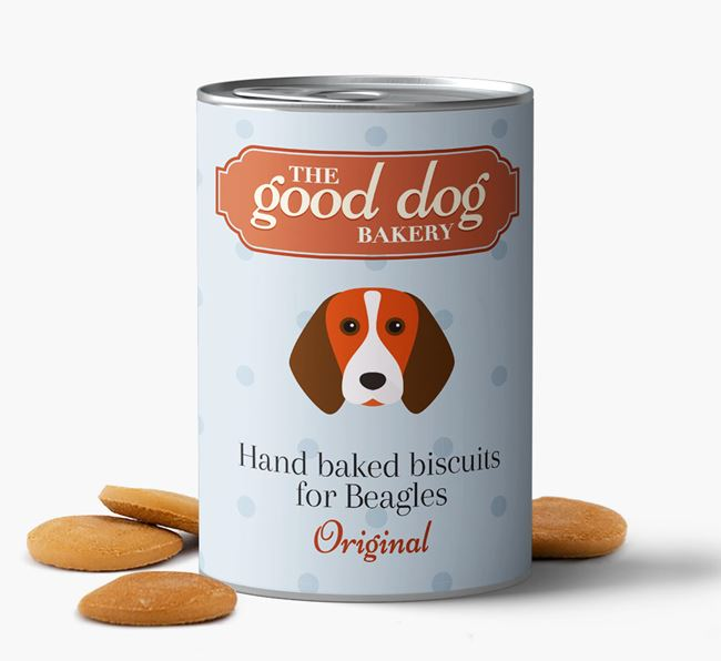 Beagle Hand Baked Biscuits