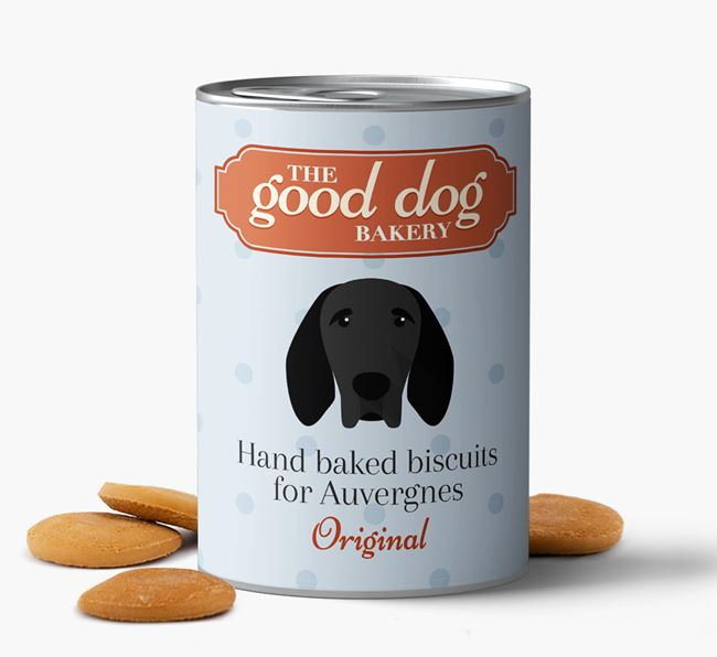Auvergne Hand Baked Biscuits