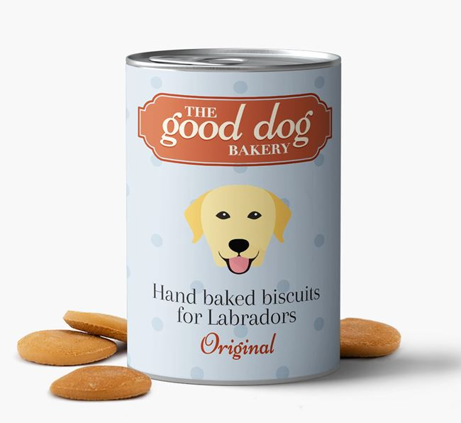 Labrador Hand Baked Biscuits