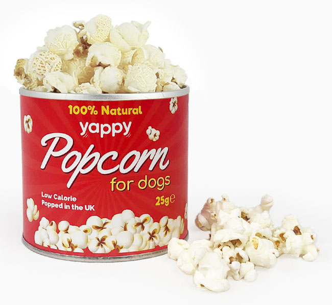 Popcorn for your Great Dane