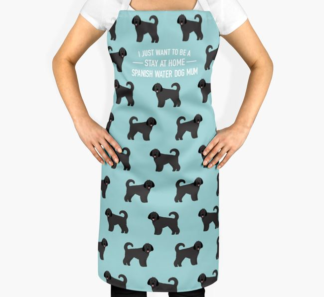 'Stay at Home Dog Mum' Apron