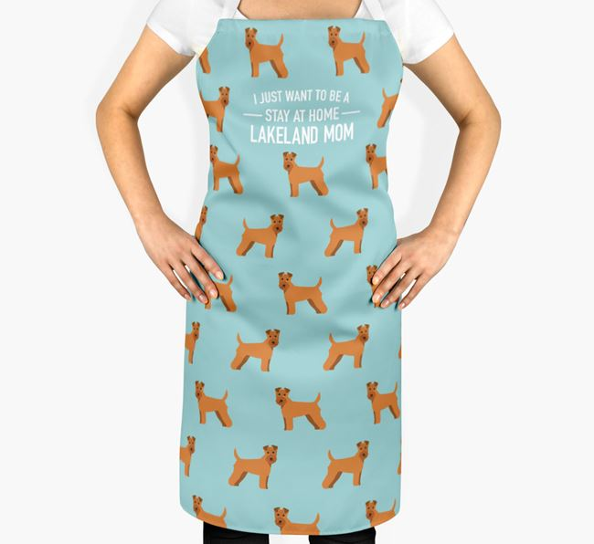 'Stay at Home Lakeland Mom' Apron