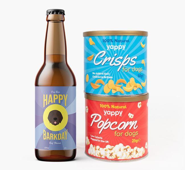 'Happy Barkday' Newfoundland Beer Bundle