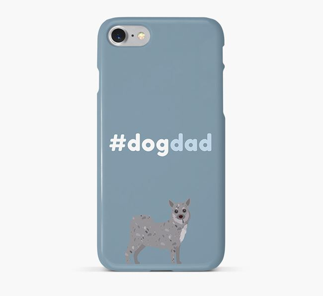 '#DogDad' Phone Case for Chihuahua Dad