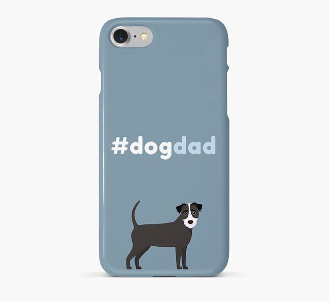 '#DogDad' Phone Case for Jack-A-Poo Dad