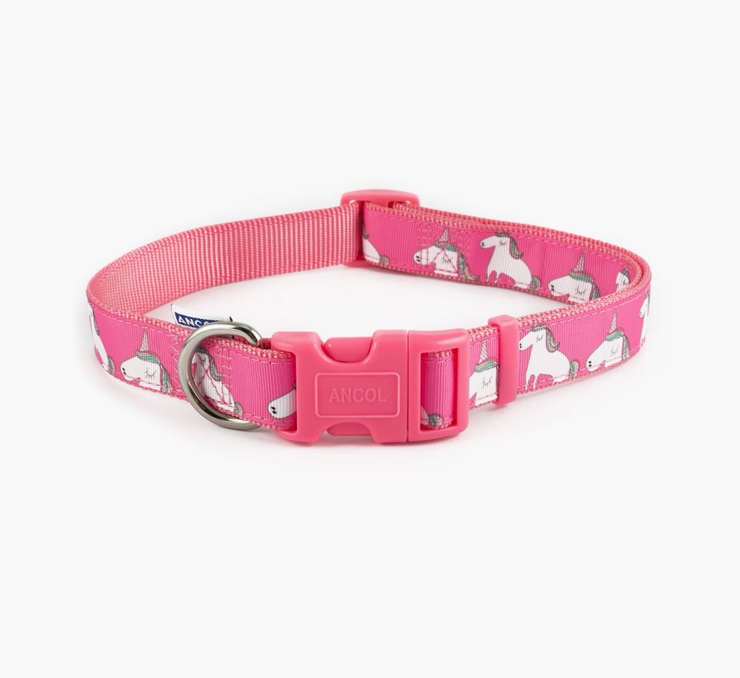 Unicorn Collar for Poodles