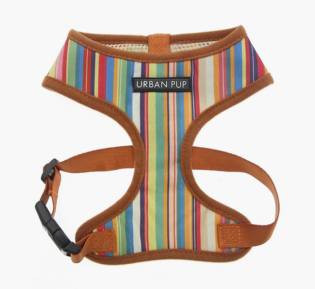 Urban Pup Striped Harness