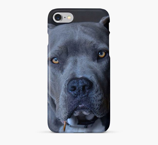 Phone Case with photo of your American Pit Bull Terrier