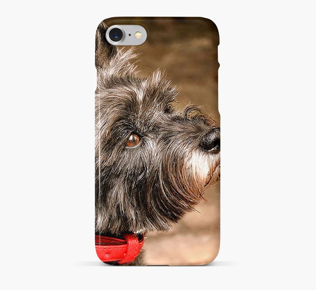 Phone Case with photo of your Cairn Terrier