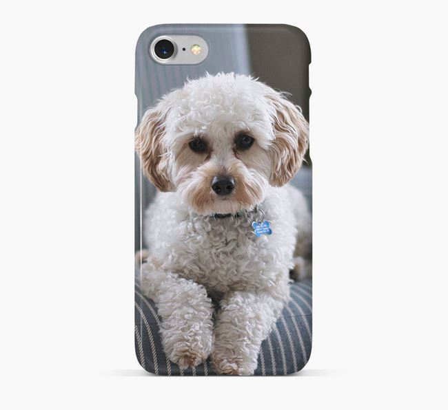 Phone Case with photo of your Cavapoo