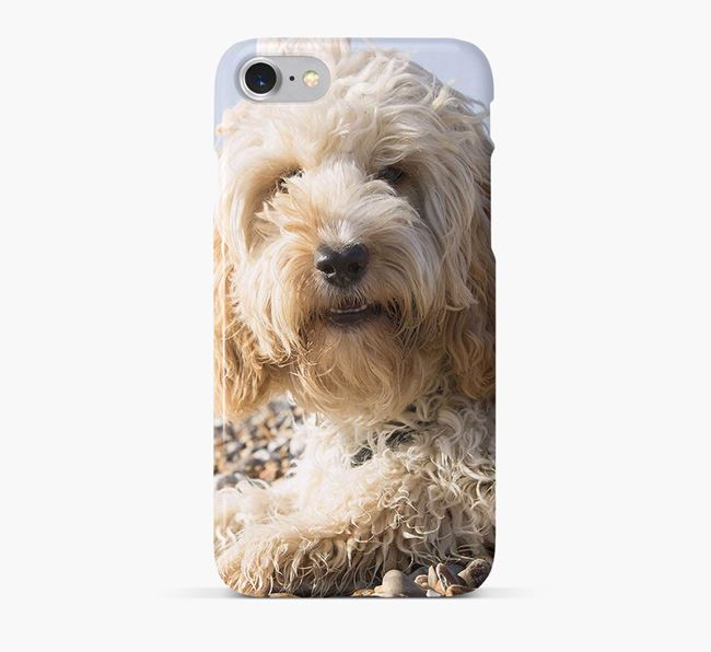 Phone Case with photo of your Cockapoo