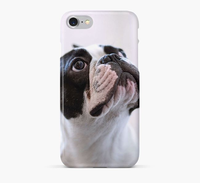 Phone Case with photo of your French Bulldog