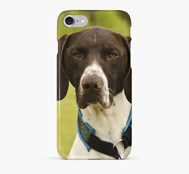 Phone Case with photo of your German Shorthaired Pointer
