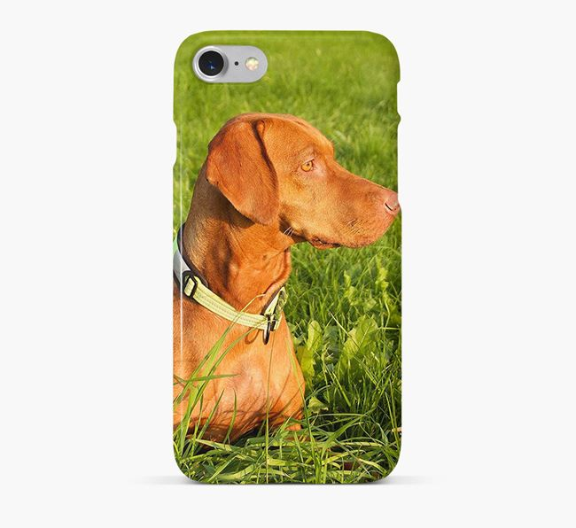Phone Case with photo of your Hungarian Vizsla