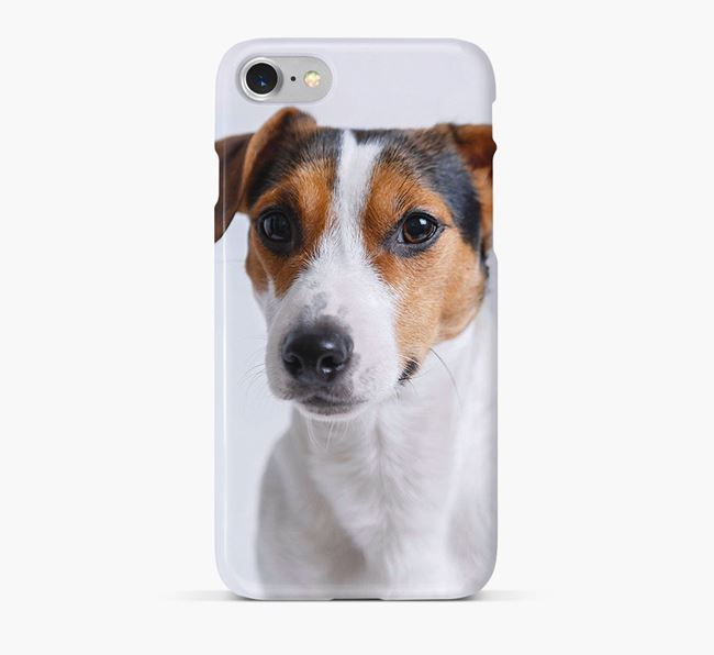 Phone Case with photo of your Jack Russell Terrier