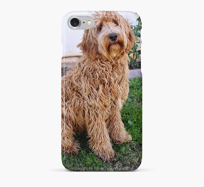 Phone Case with photo of your Labradoodle