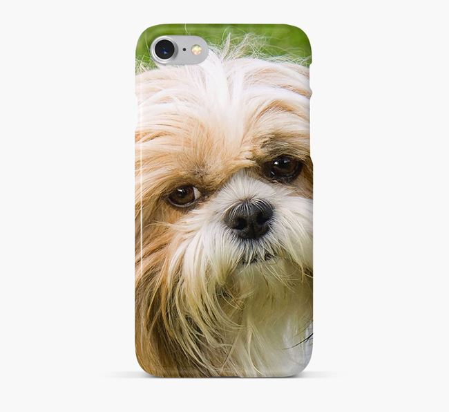 Phone Case with photo of your Shih Tzu