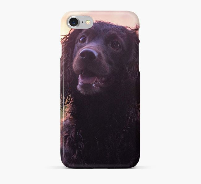 Phone Case with photo of your Sprocker