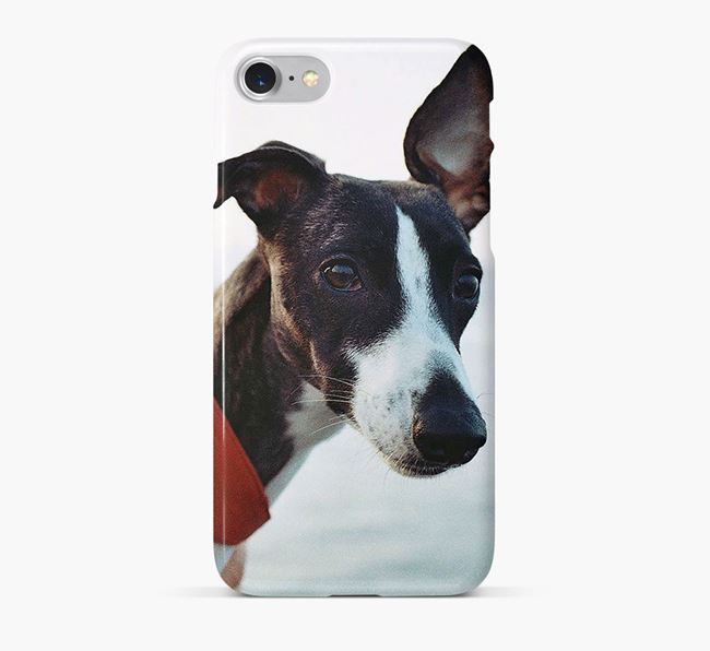 Phone Case with photo of your Whippet