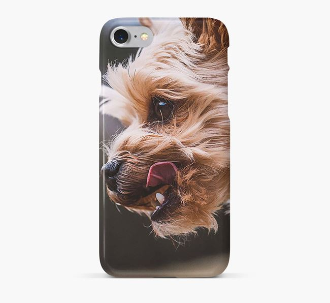 Phone Case with photo of your Yorkshire Terrier