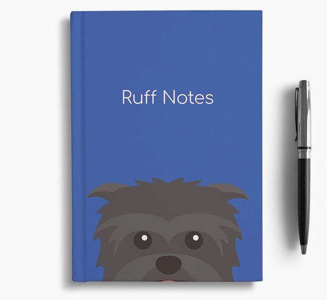'Ruff Notes' Affie Notebook