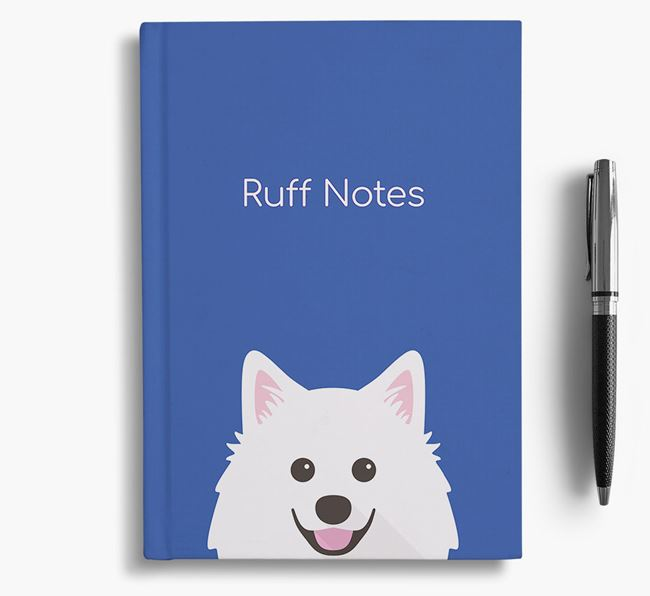 'Ruff Notes' Eskie Notebook
