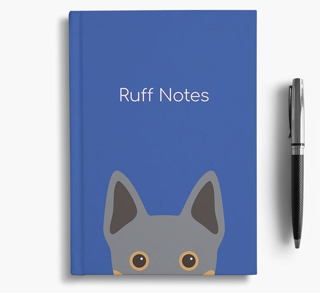 'Ruff Notes' Heeler Notebook